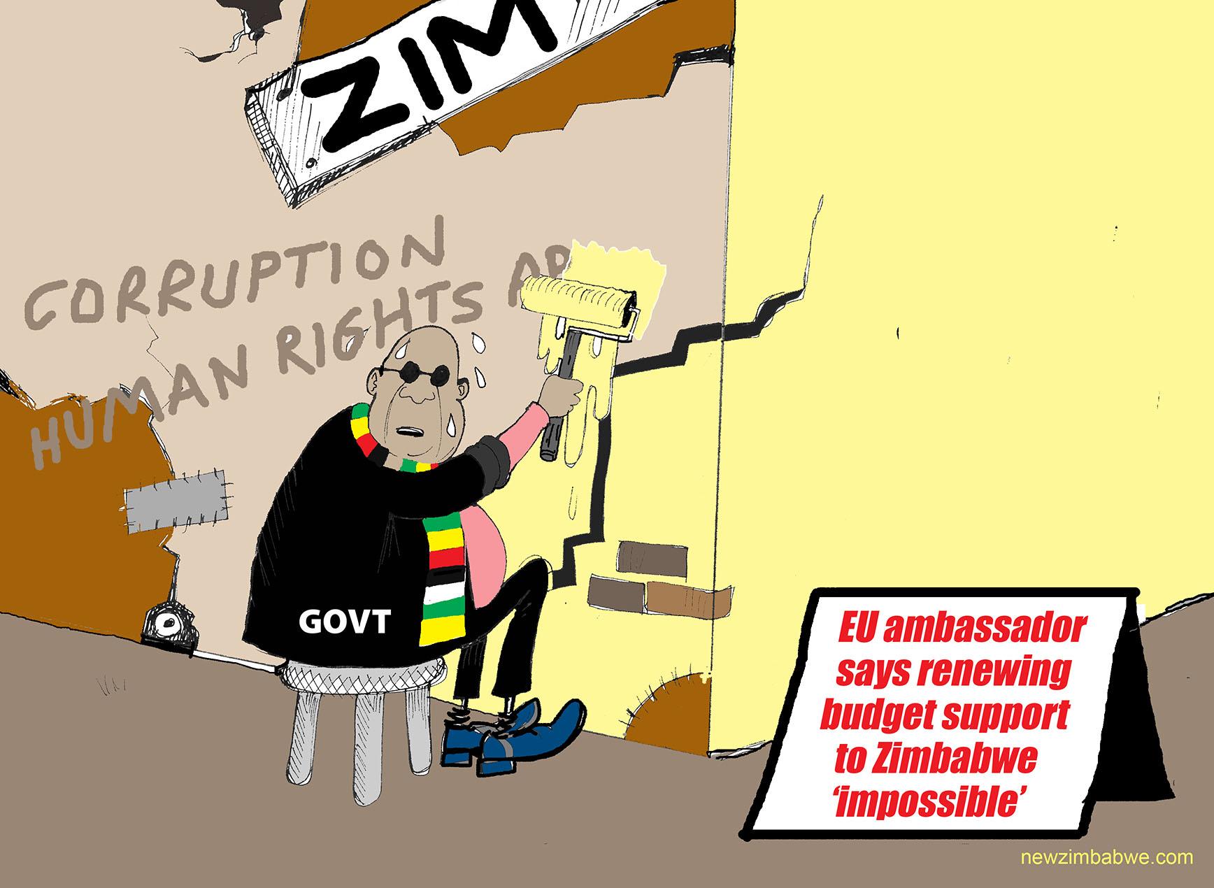 Of EU and Zimbabwe