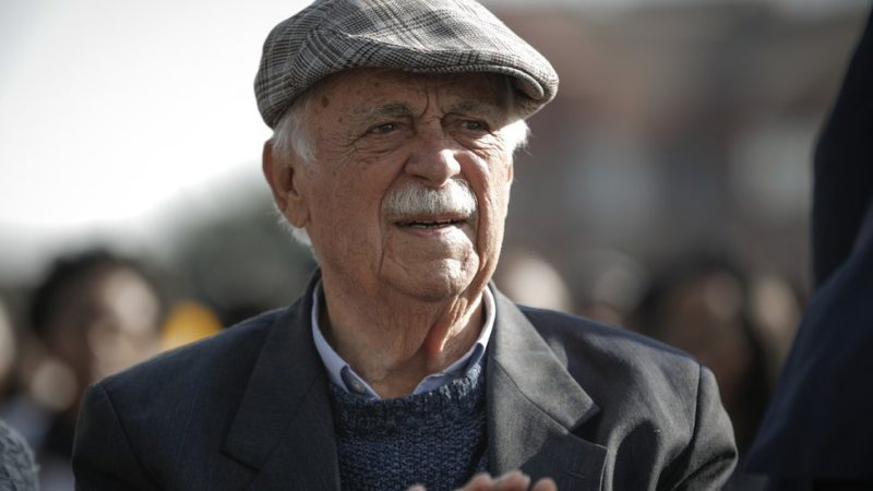 George Bizos Was An African Giant – Chamisa