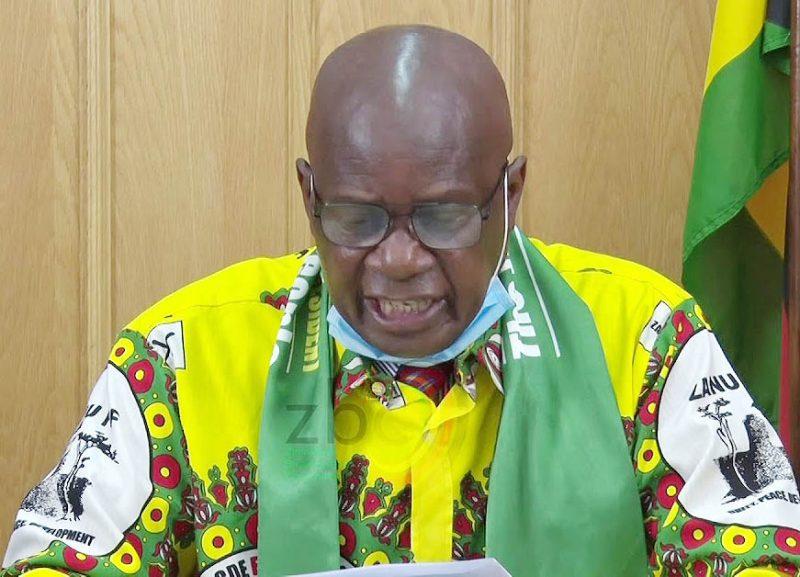 Zanu PF Picks Fight With ANC, Warns SA Over 'Big Brother Posture'