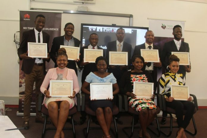 10 Local Students Complete Huawei's Seeds For Future 2020 Edition
