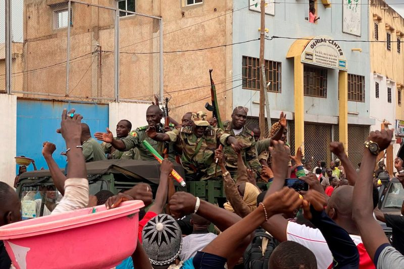 Mali's Coalition Rejects Junta's Post-Coup Charter