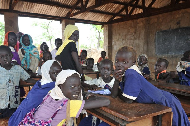 South Sudan re-opens schools and universities