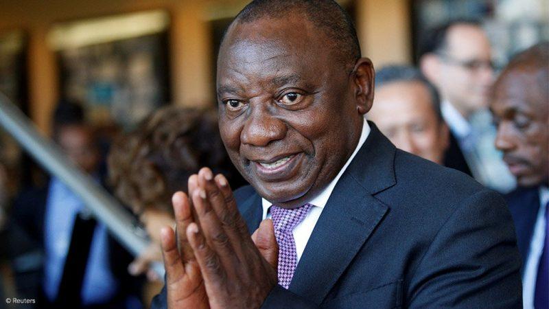 "SA Opposition Says Ramaphosa's Response To Zim Trip ""A Slap On The Wrist"""