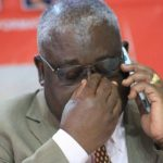 Mudzuri reveals testing positive for Covid-19, pleads for prayers