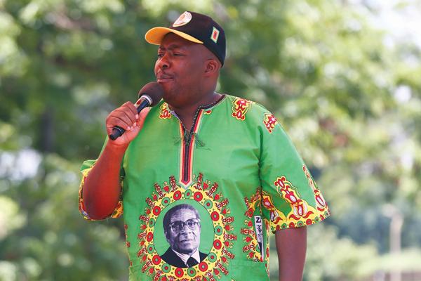 I'm still Zanu PF, declares Kasukuwere