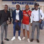 FC Platinum duo leaves for Sudan