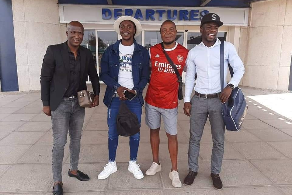 FC Platinum duo leaves for Sudan