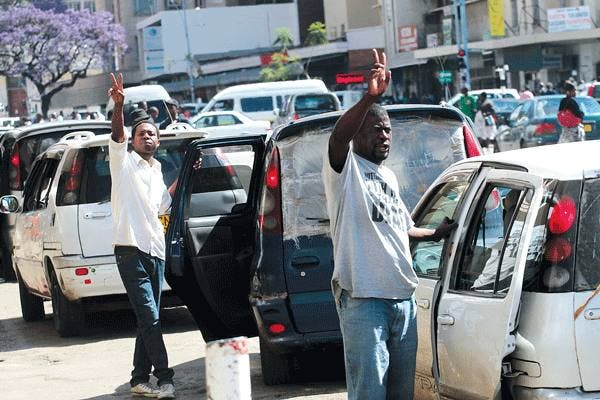 Zimbabwe's fragile transport system behind congestion in urban centres