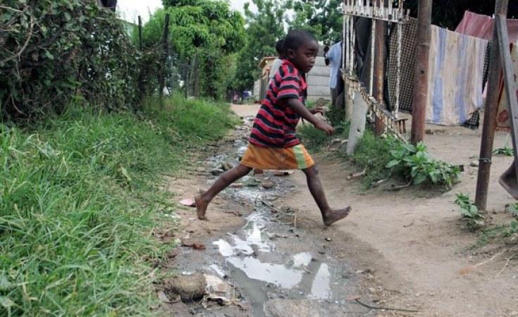 Zimbabwe: Poor good Samaritans rescue homeless children