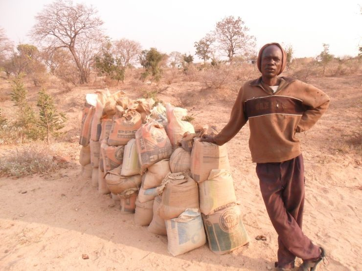 Hungry Mutare South Villagers Turn To Selling River Sand Survival