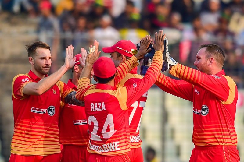 Zim Cricketers Receive Covid-19 Vaccines