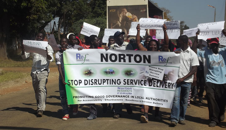 Residents, Former Top Soldier Fight Over Knowe Chairmanship