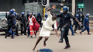 Zim lockdown triggered sharp rise in violence against women – study