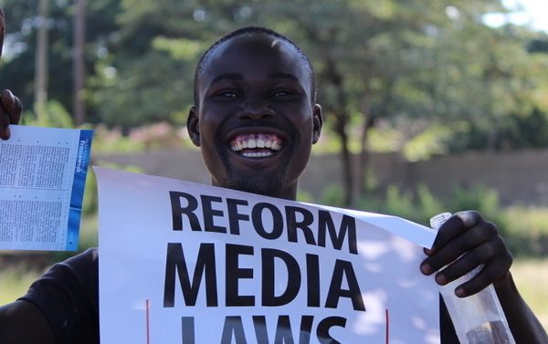 Decentralise Covid-19 information: Media Pleads With Govt