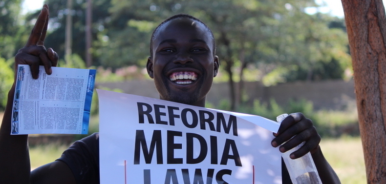 Test New Media Laws – MISA To Journalists