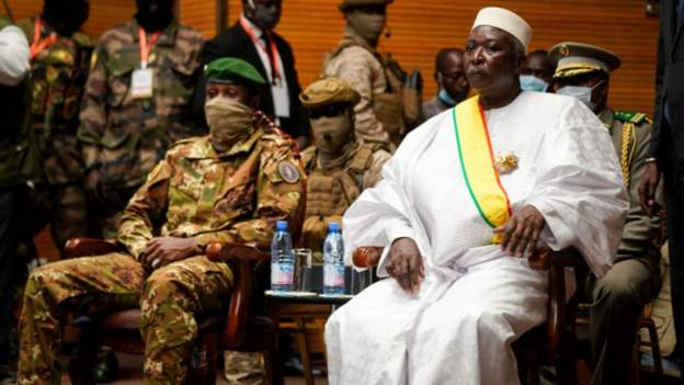 Mali's Military Takes Key Posts In New Govt