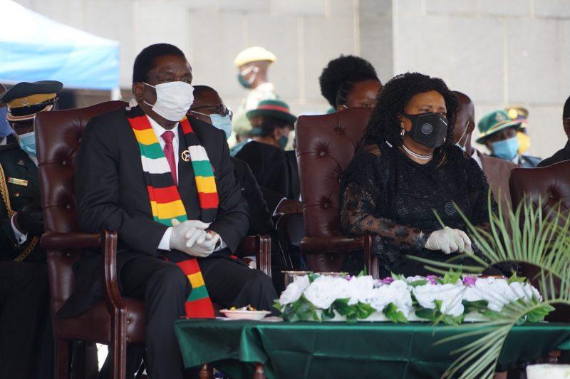 IN PICTURES: Burial Of Brigadier General Ruphus Chigudu