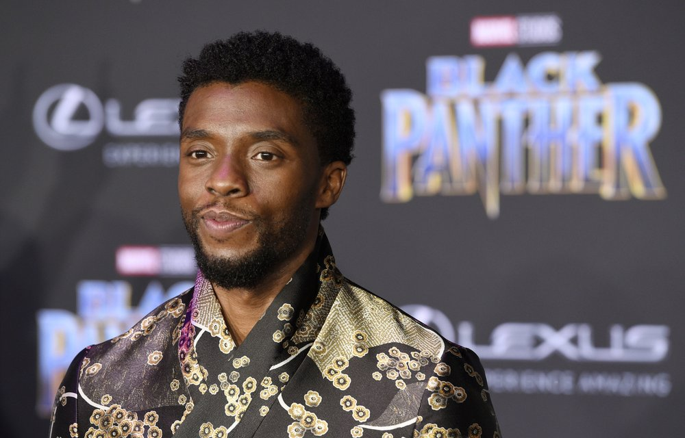 'Black Panther' star Chadwick Boseman mural unveiled at Disneyland