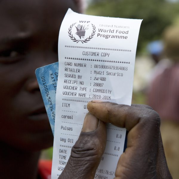 WFP Short US$180m For Zimbabwe's Food Relief