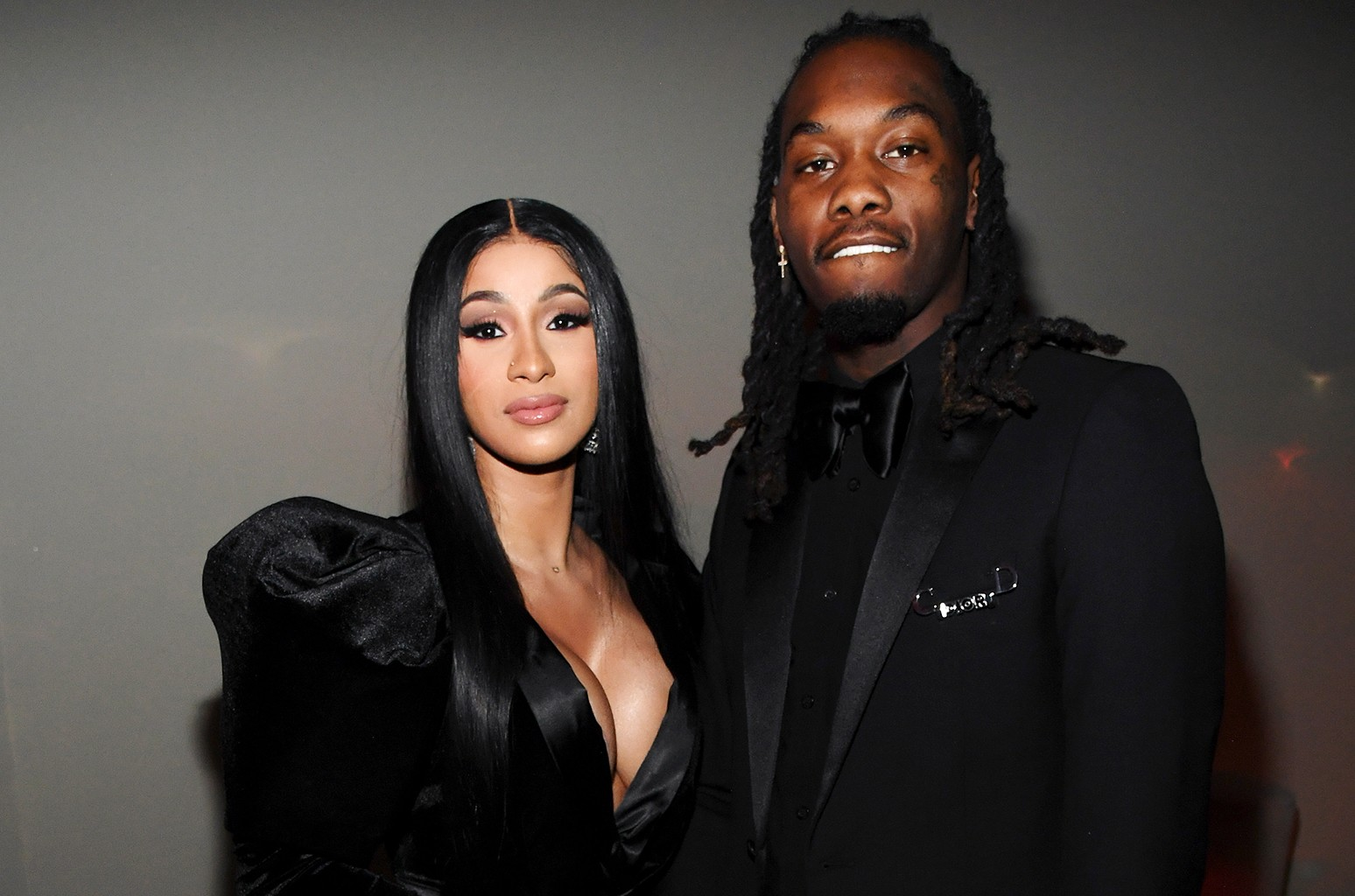 Cardi B enjoys birthday with ex
