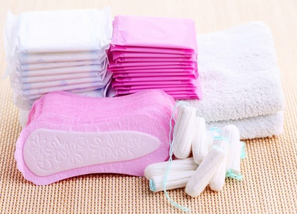 'Distribute free sanitary pads as opposed to condoms'