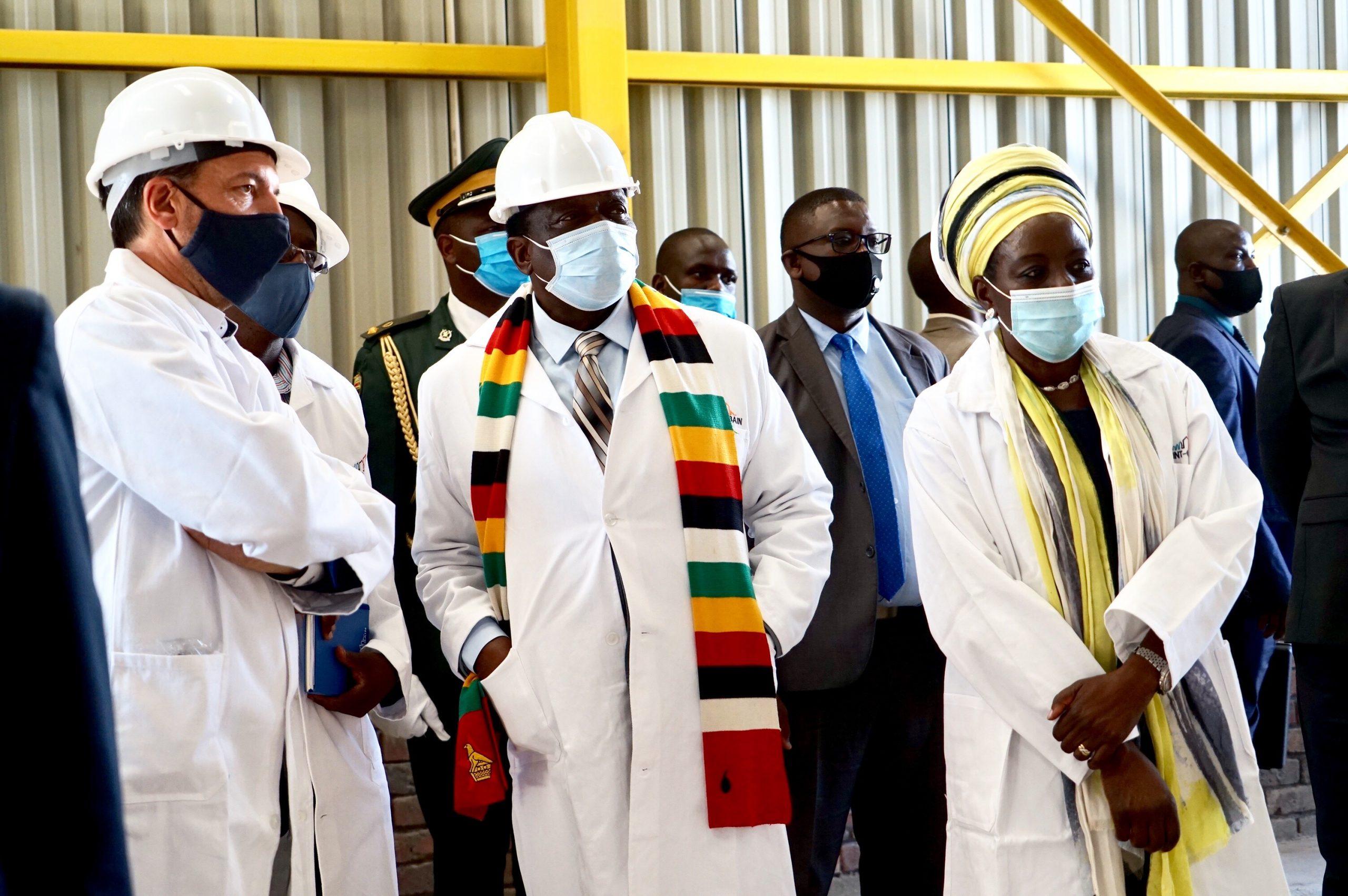 Zim's Exports To Grow To US$7b By 2023 – Mnangagwa