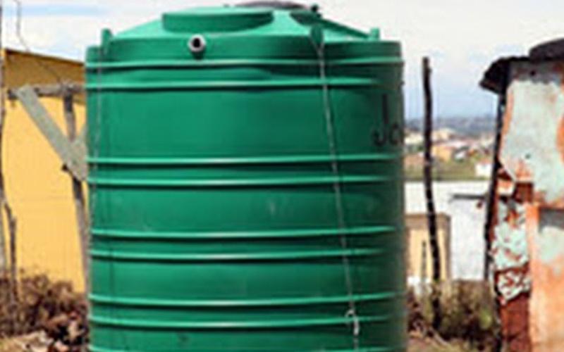 Jojo Water Tank Falls, Kills Two Children