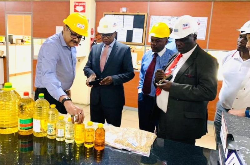 Olivine Hails RBZ's Foreign Exchange Auction For Easing Instability