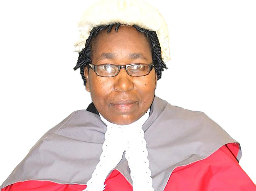 Another judge recuses self in suspended Justice Ndewere case