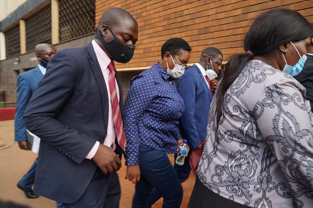 UPDATED: Court blocks prosecutors' bid to fast track Rushwaya bail