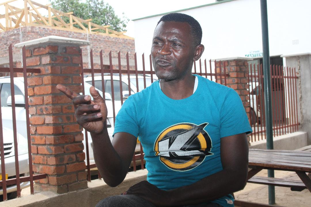 Allan Chimbetu back with bang