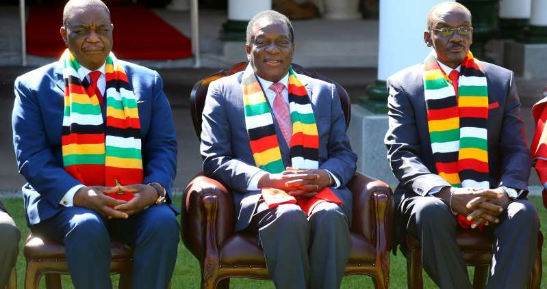 Anti-Corruption Body Challenges Mnangagwa, Deputies To Declare Assets