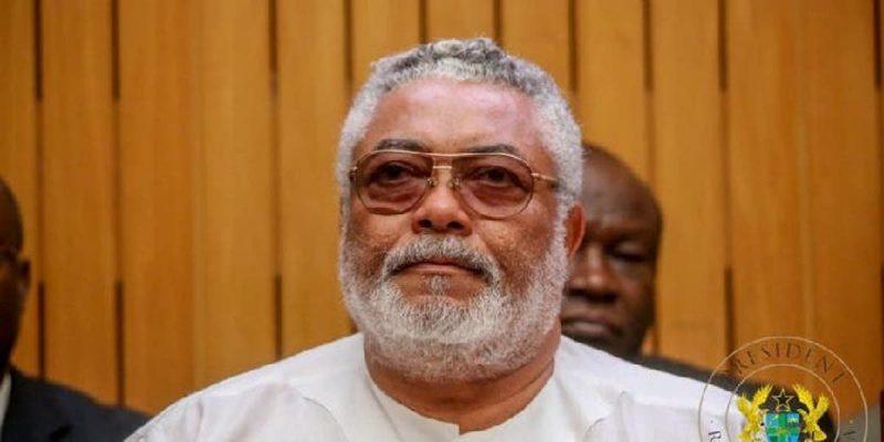 Former Ghana President Jerry Rawlings Funeral Set For 23 December