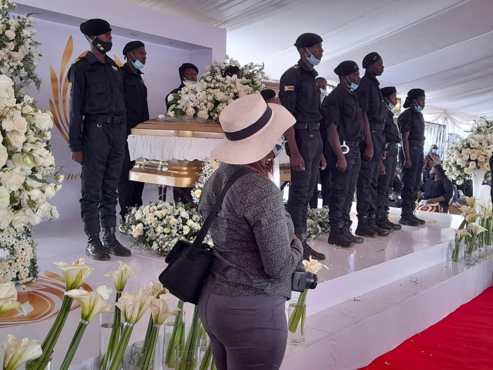 LATEST: Ginimbi finally laid to rest