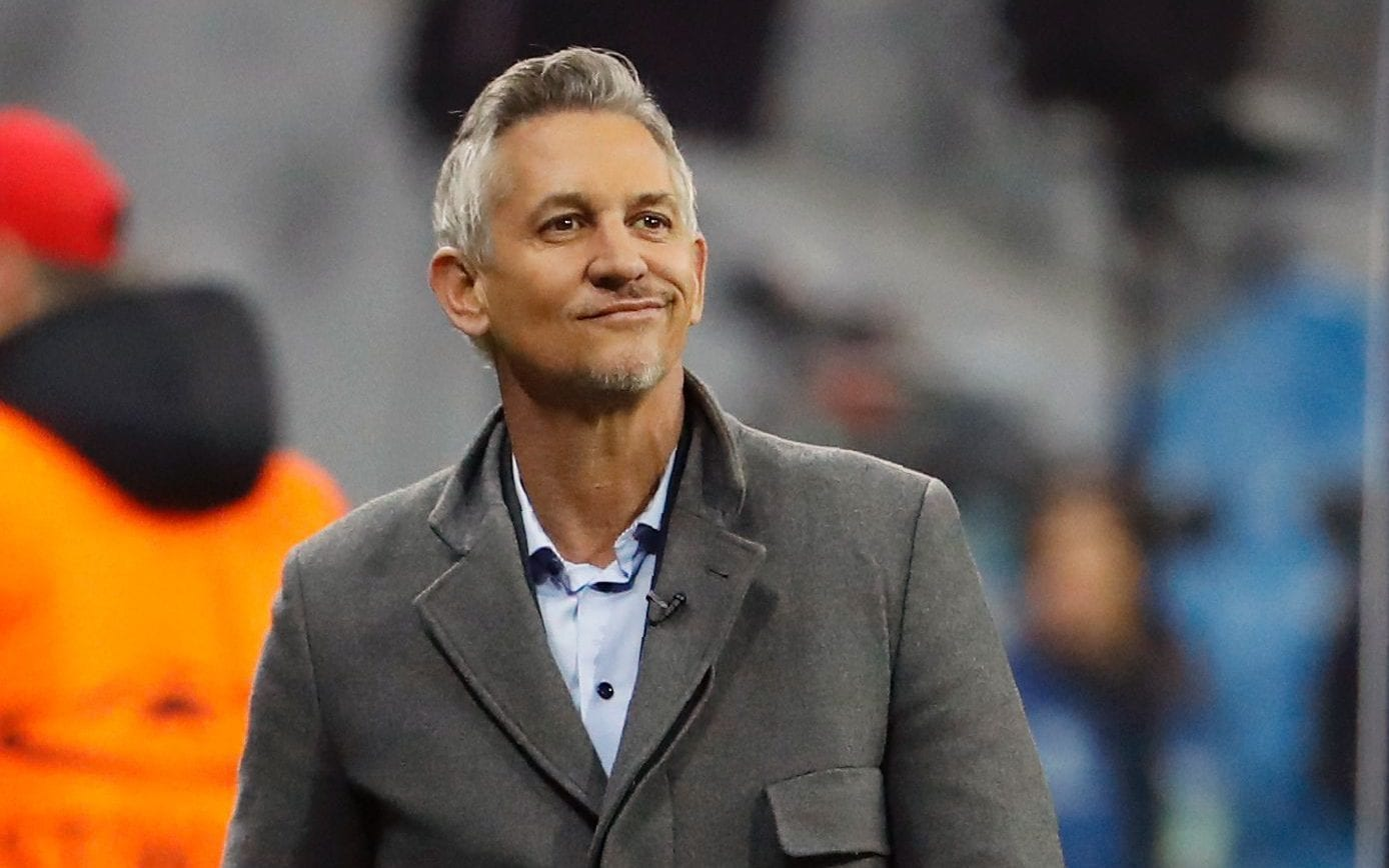 Gary Lineker donates £200 to Zim 'refugee' facing uni dropping out