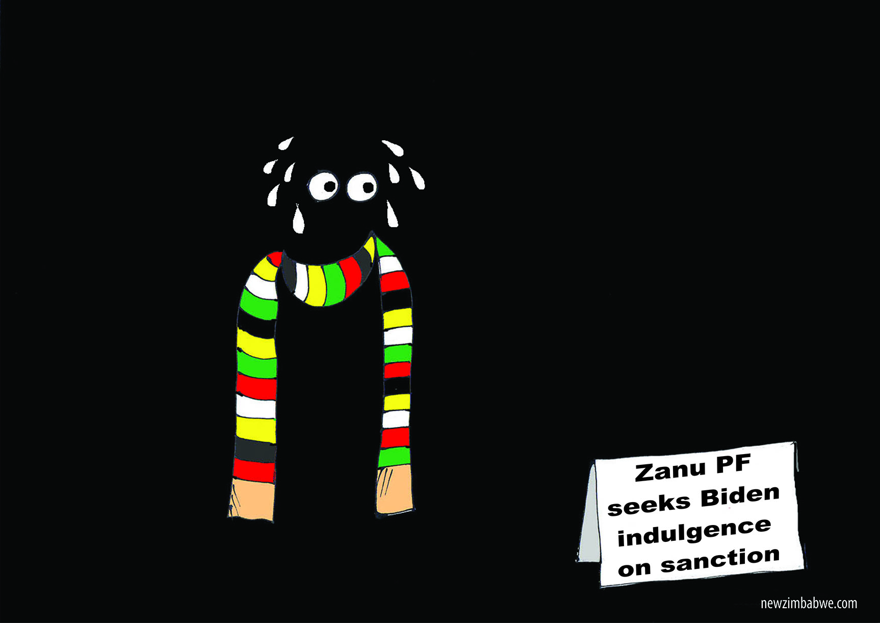 Of Zanu PF, Biden and sanctions