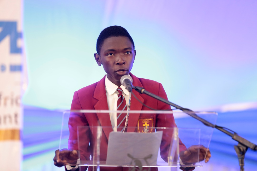UNICEF Appoints Nkosi Nyathi (17) As Youth Climate Advocate