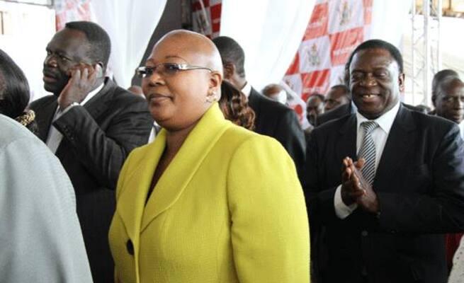 Zanu PF Says More ComfortableWith Khupe Than 'Treasonous' Chamisa