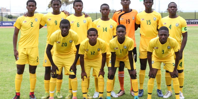 Disqualified Zimbabwe Under-17 Soccer Team Returns Home