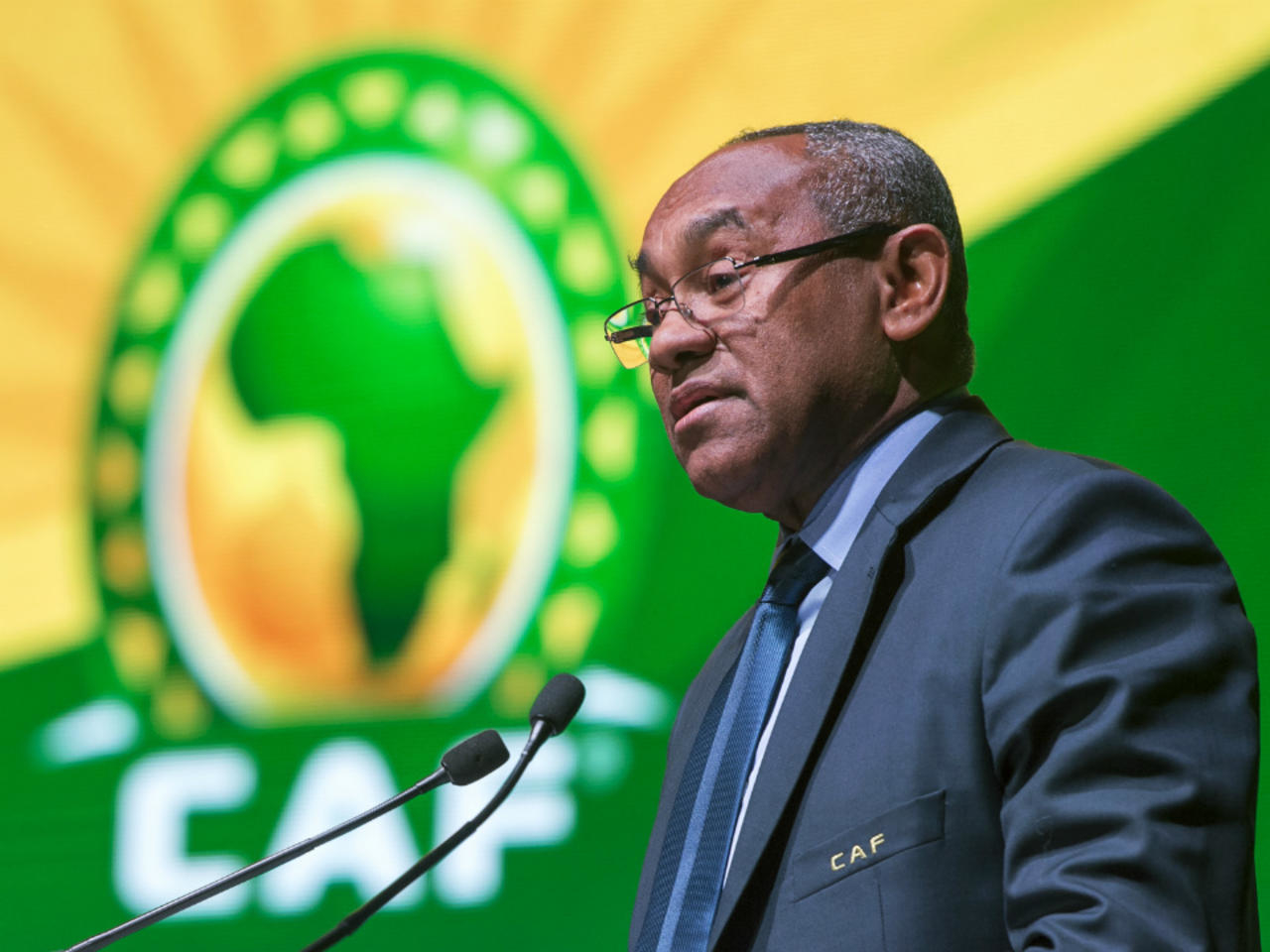 BREAKING: Caf boss Ahmad Ahmad banned 5 years for accepting gifts