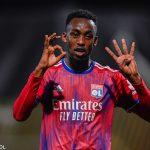 Kadewere's Red Card Costs Lyon