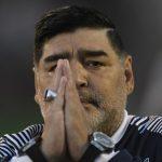BREAKING: Sensational world football legend Diego Maradona dies of heart attack