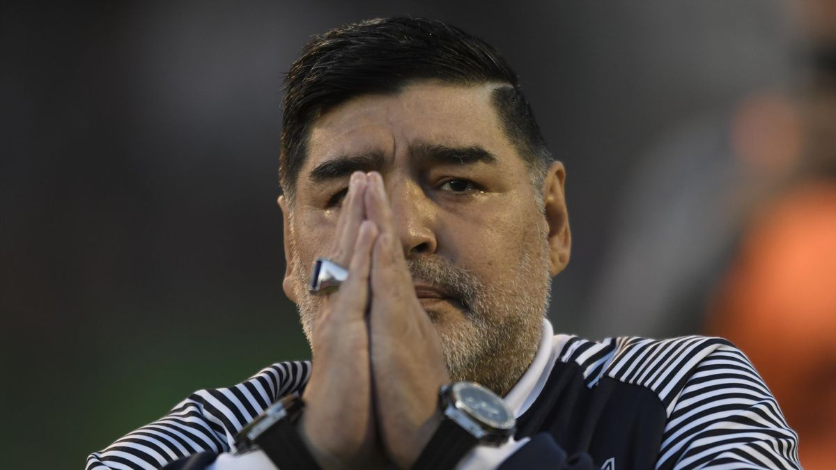 Diego Maradona Care Deficient And Reckless, Medical Report Says