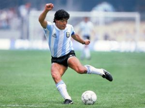 Diego Maradona: Obituary - Argentina's flawed football icon