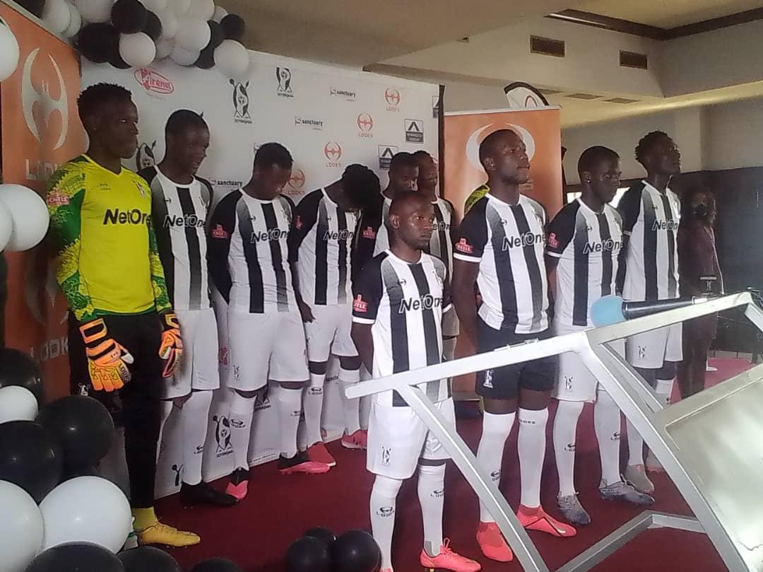 Highlanders unveil new kit sponsorship deal - New Zimbabwe.com