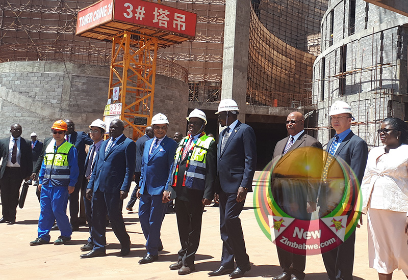 Covid-19: Work On New Parly Building Stalled, Engineers Stuck In China