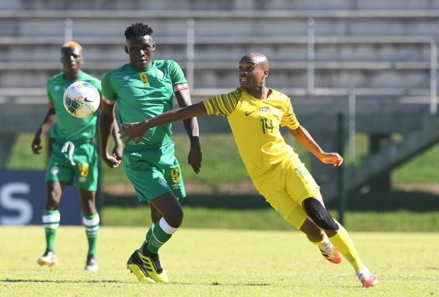 Young Warriors, South Africa Share Spoils In COSAFA Opener