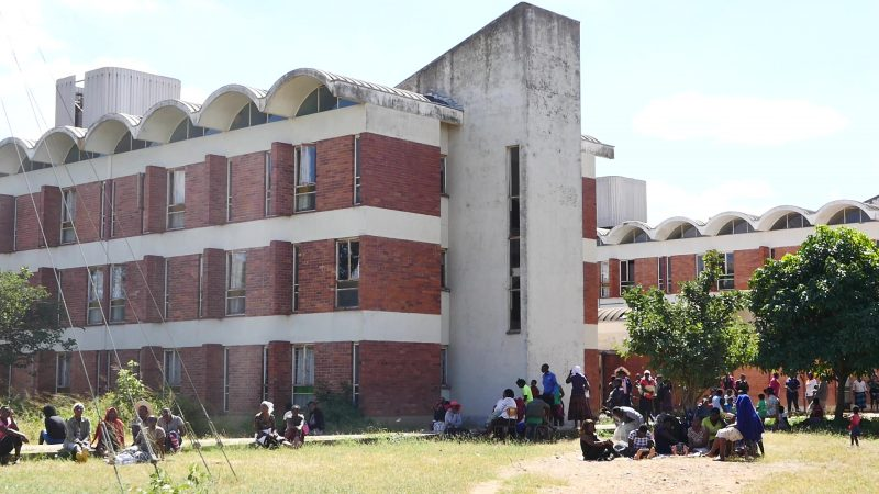 Expelled Bulawayo Polytechnic Student Back In Class