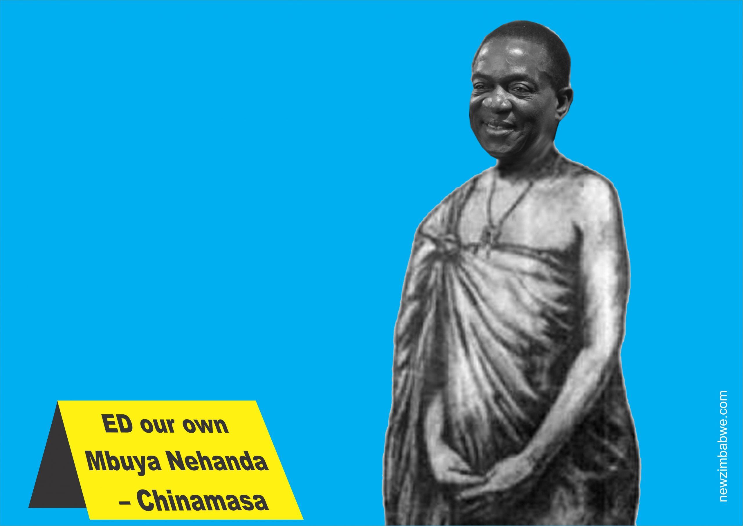 ED  our own Mbuya Nehanda