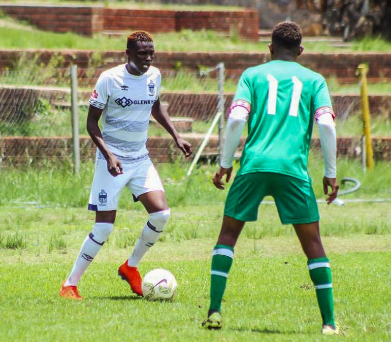 Mukamba Included In Warriors' CHAN Squad